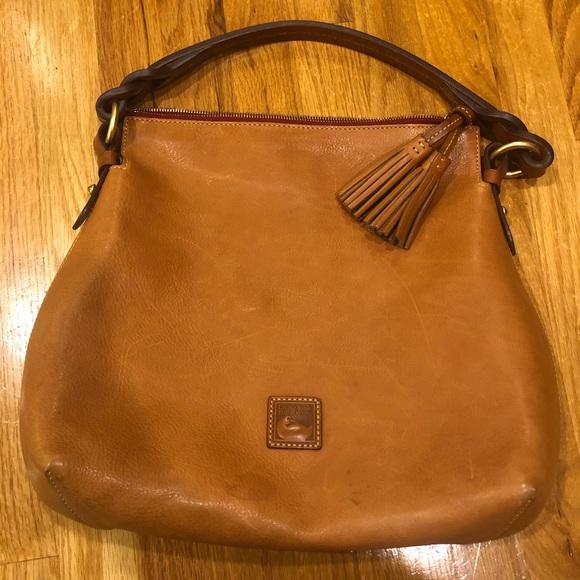 Handbags - Dooney and Bourke leather bag
